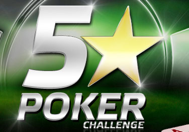 five star poker challenge