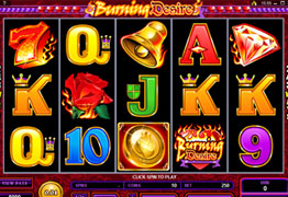 burning desire video slot