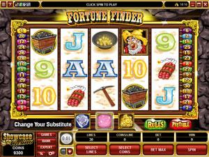 fortune finder video slot