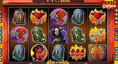 devils delight video slot