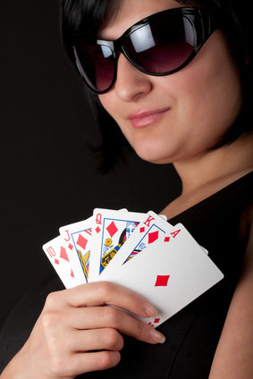 five card stud poker