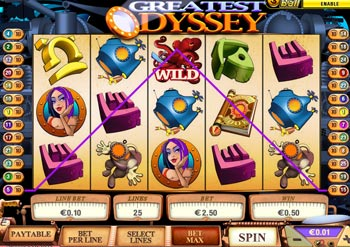 Greatest odyssey - play it here!
