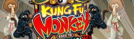 kung fu monkey spilleautomat