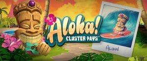 aloha cluster slot