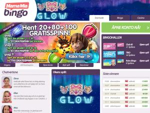 mamamia bingo casino gratisspinn bonuskode