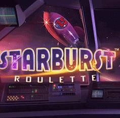 starburst roulette