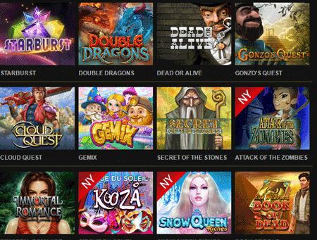 flest casino spill