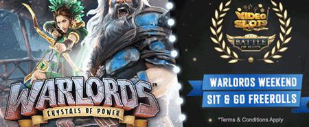 warlords videoslots