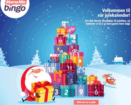 mamamia bingo julekalender