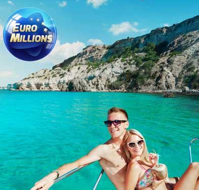 euromillions lotteri jackpott