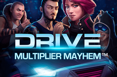 Drive: Multiplayer Mayhem Mobile Slot