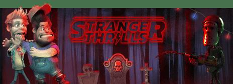 Stranger Thrills kampanje