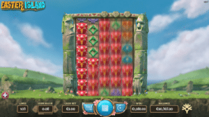 Easter Island - Expanding Reels