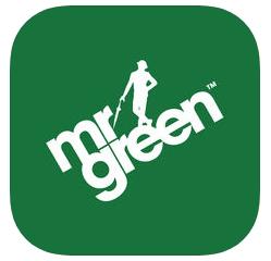 Mr. Green app