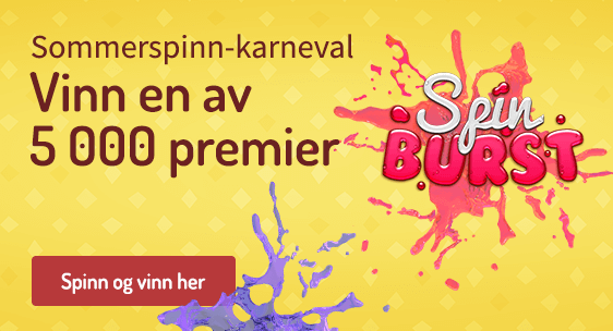 Spinburst hos Karjala Casino