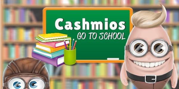Cashmio bonuskalender