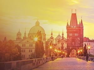 Vinn reise til Praha