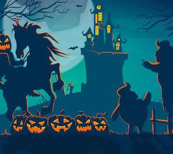 Cashmio Halloween kampanje