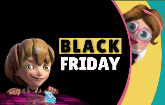 Black Friday hos Cashmio