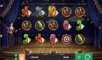 the great albini spilleautomat slot fra Microgaming