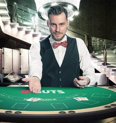 Blackjack kampanje - Guts Casino