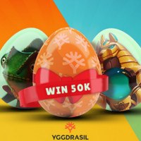 Yggdrasil Easter Prize Drop