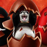 Påskekampanje - Royal Panda