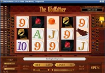 the godfather video slot