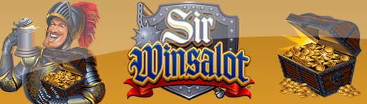sir winsalot video slot