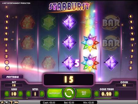starburst picture slot spilleautomat